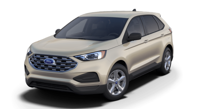 New 2020 Ford Edge SE Crossover serving Bullard